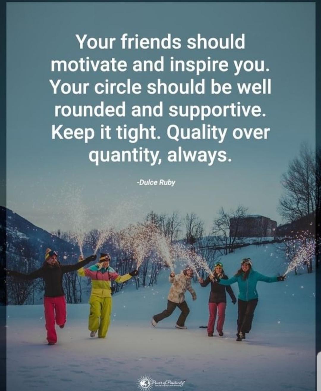 Quality Friends