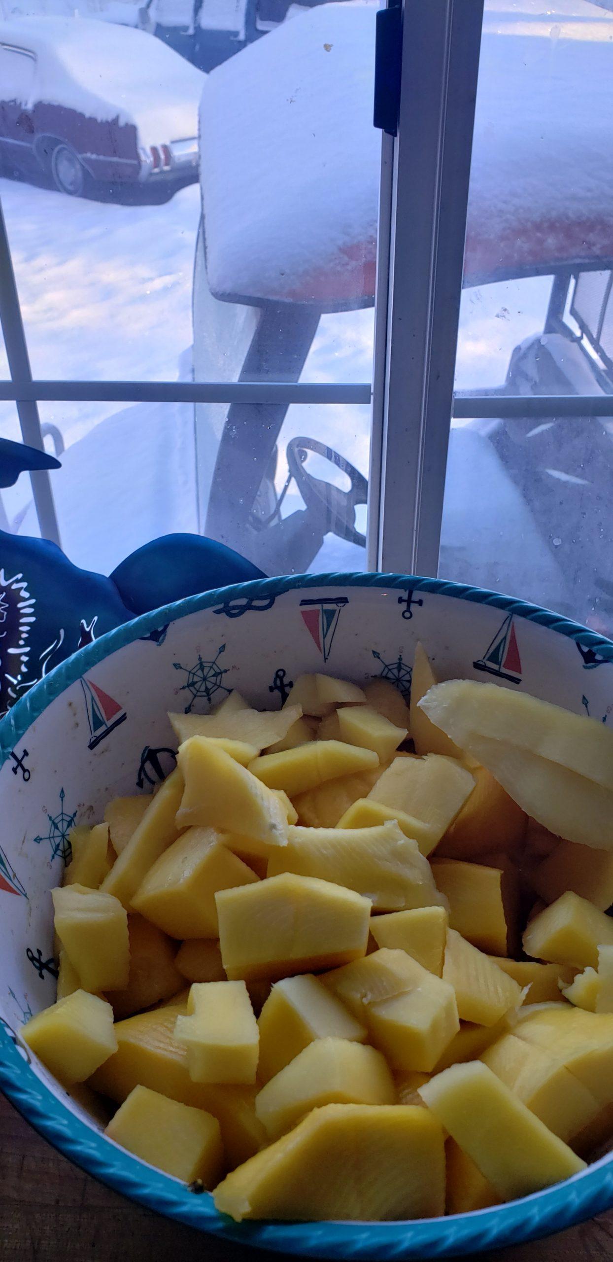 Mango Margaritas