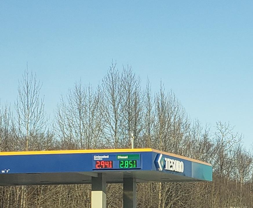 Gas / Diesel Price