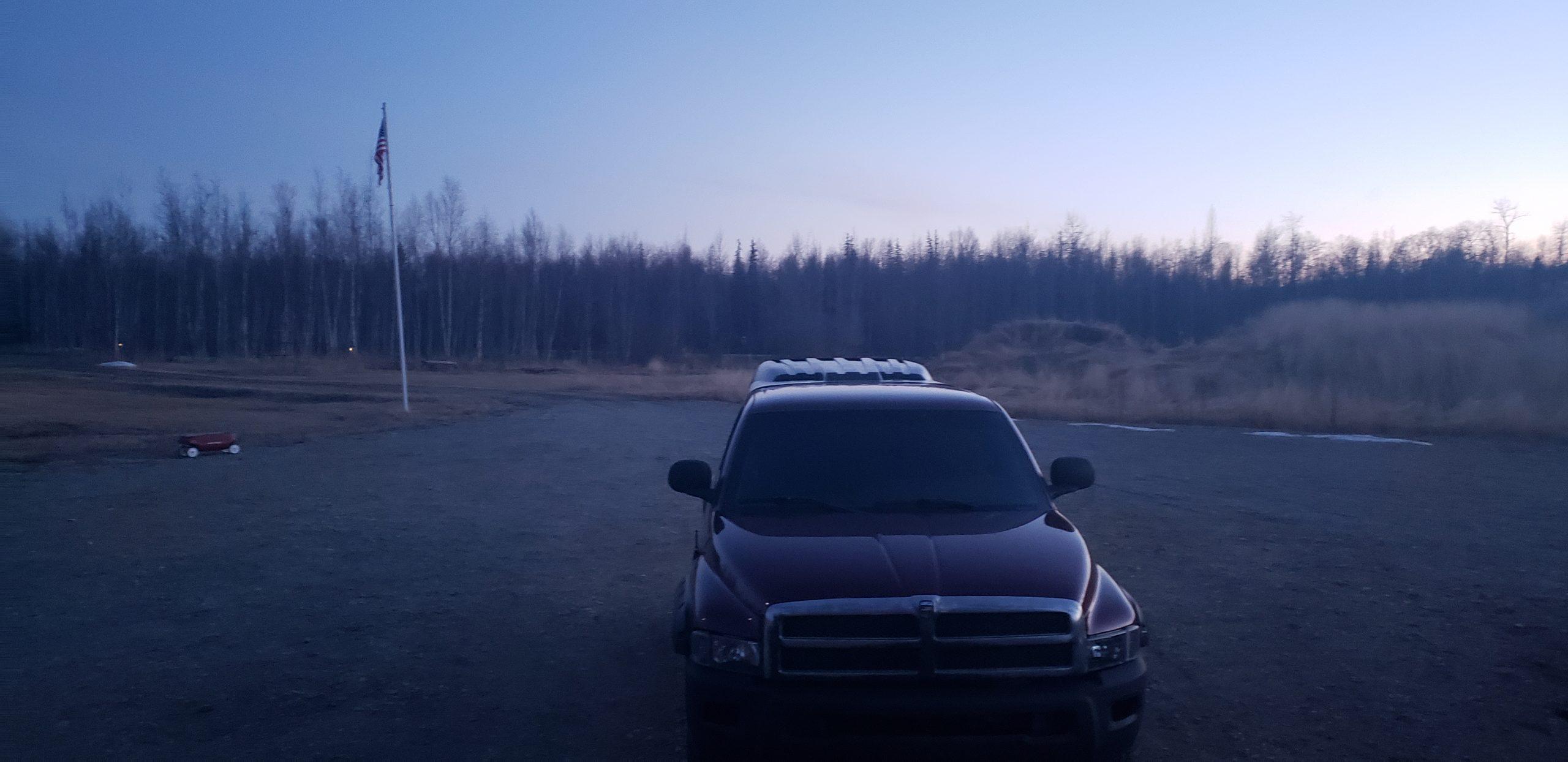 Its still light out !