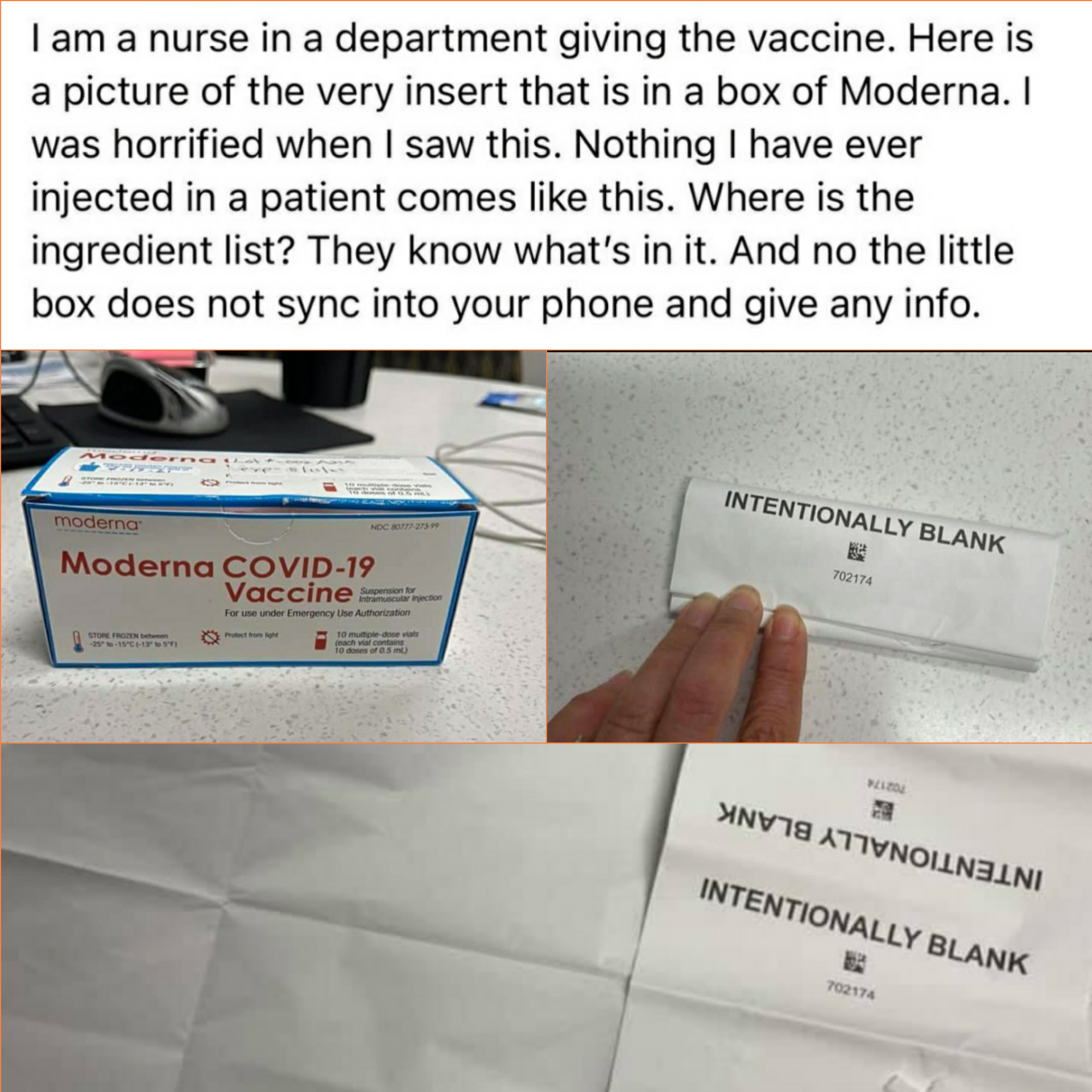Modera Vaccine