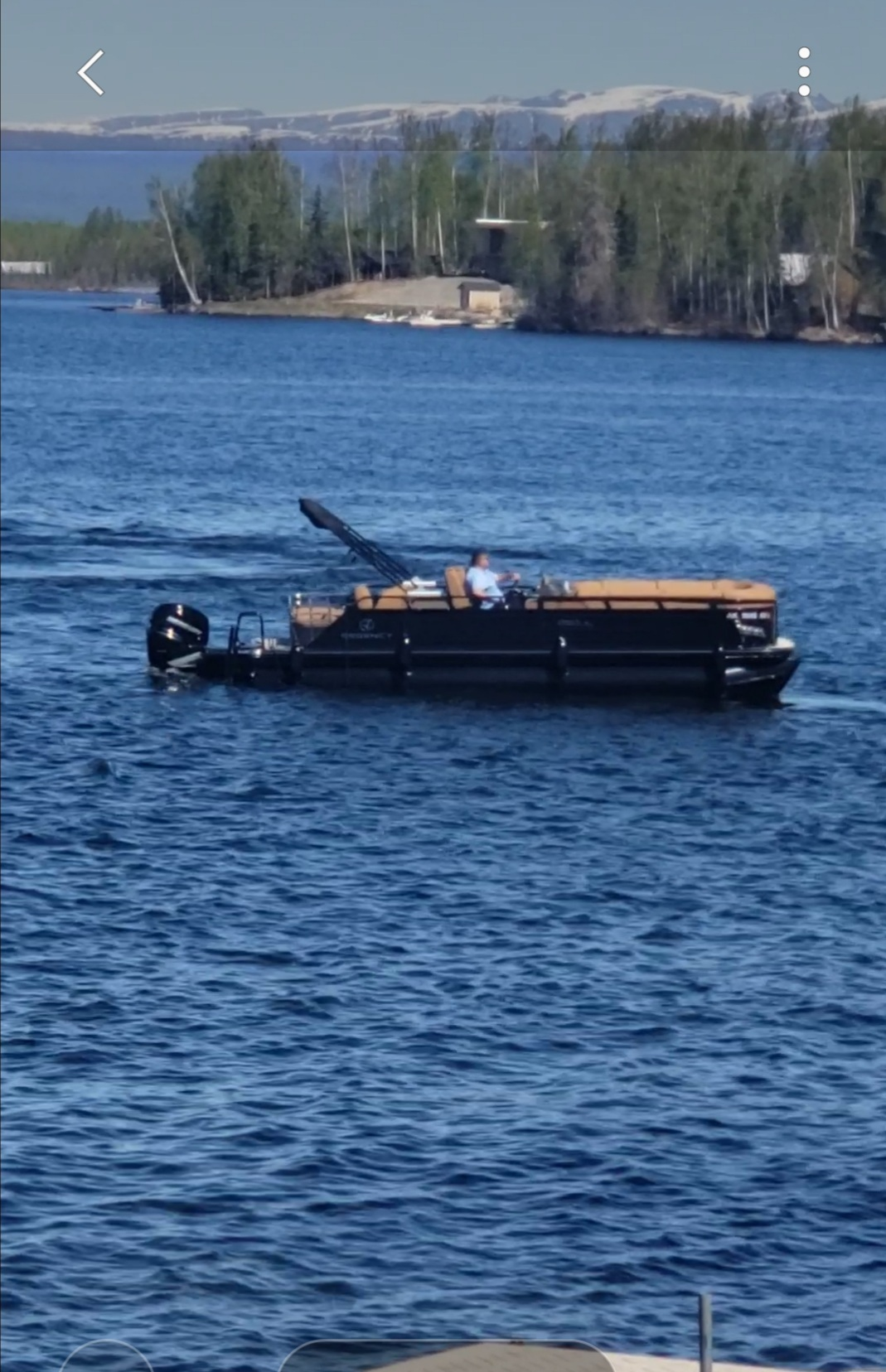 Bad Ass Lake Boat