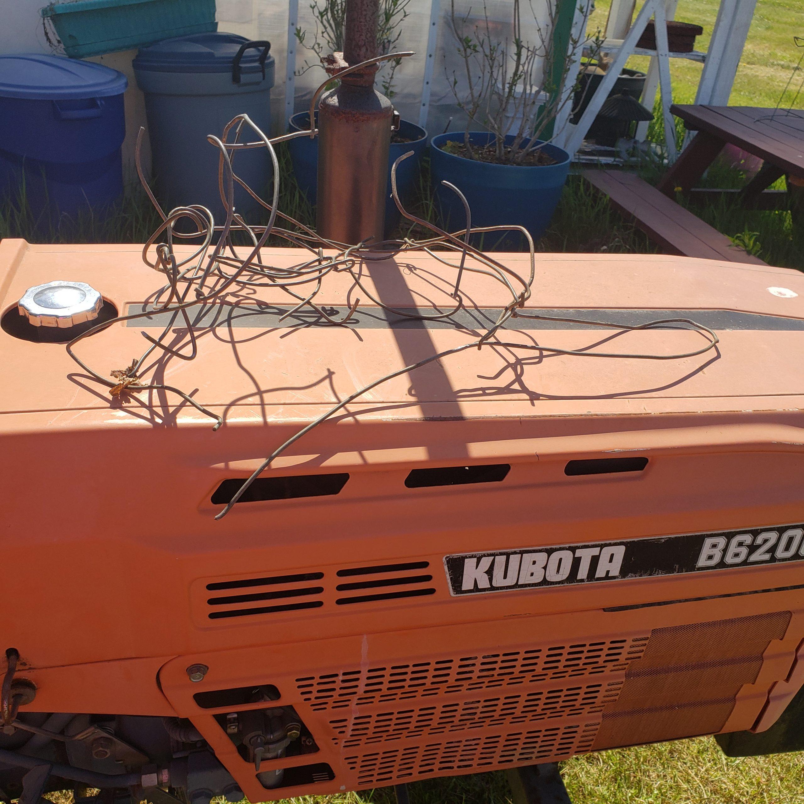 Kabota Tractor
