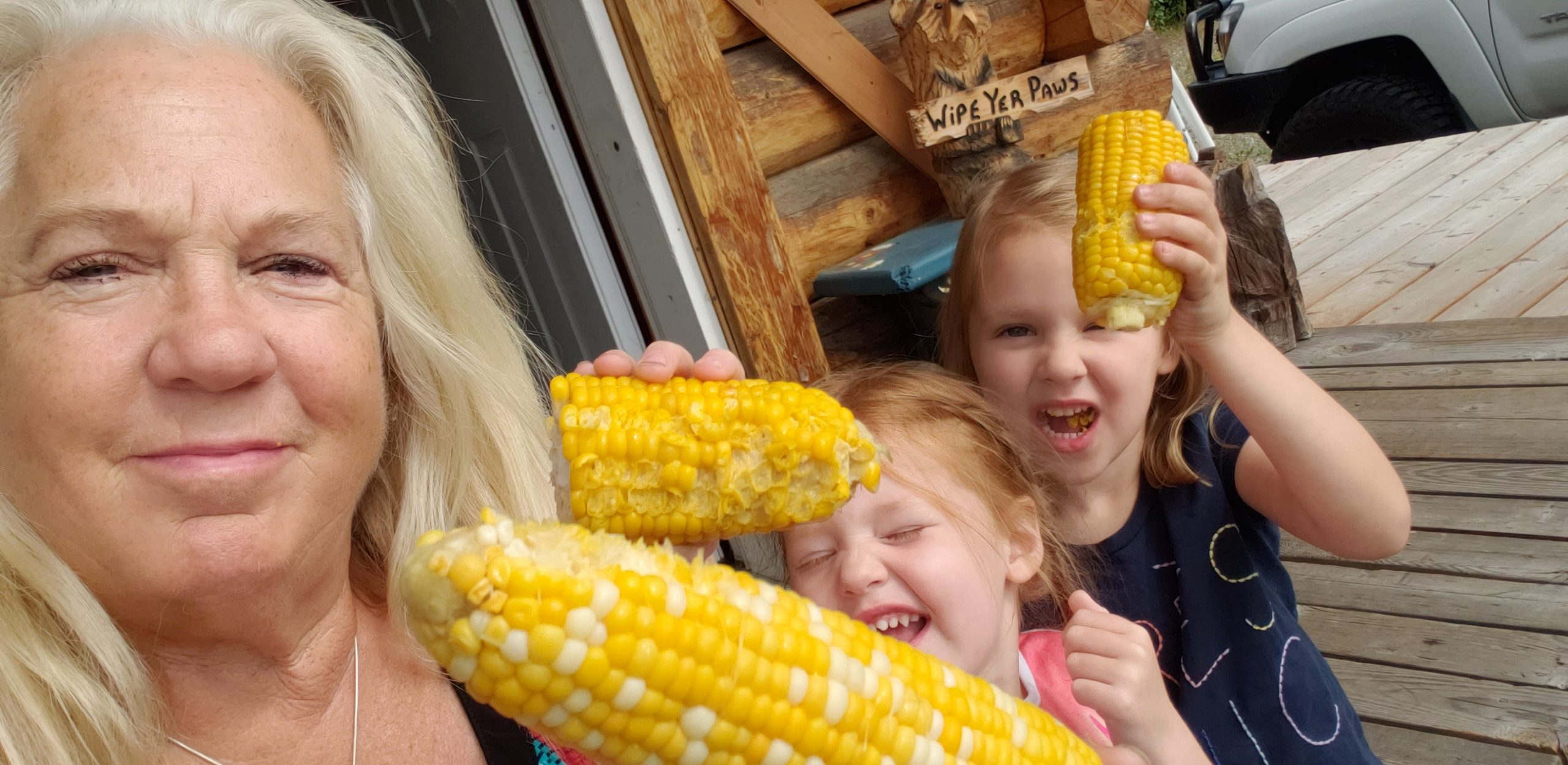 Corn on the Cobb lovers