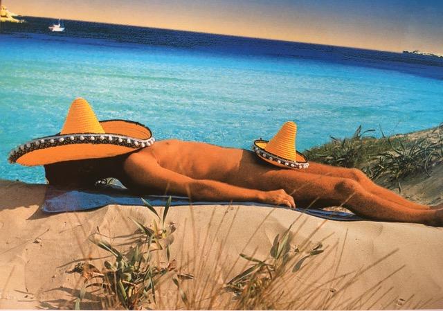 Miss the Beach in Spain. LOL