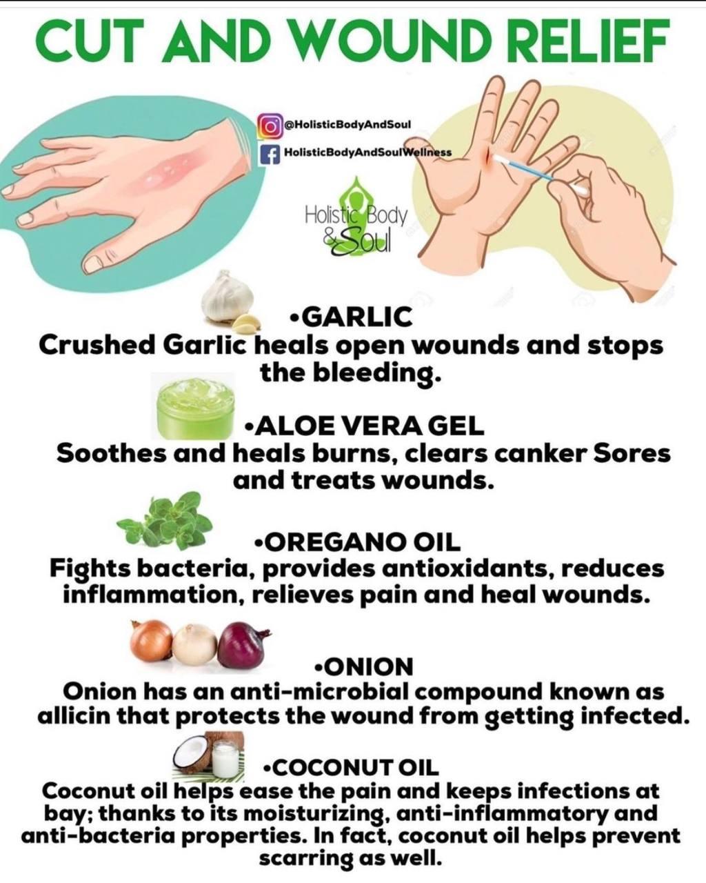 Healing Options