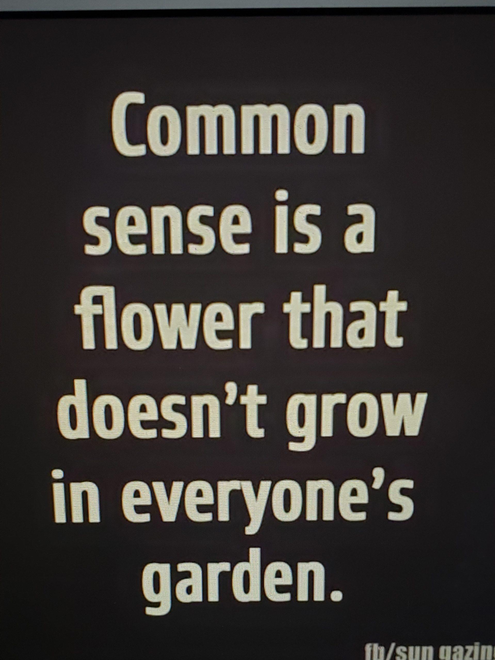 Truth . Lol